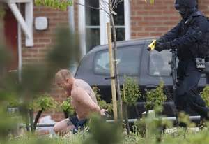 Hit The Floor Killed - dave cawston tasered by police i ll make raoul moat look like a fairy daily mail online