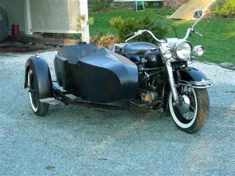 Harley Davidson Sidecar For Sale by Awesome 66 Harley Davidson With Sidecar For Sale On