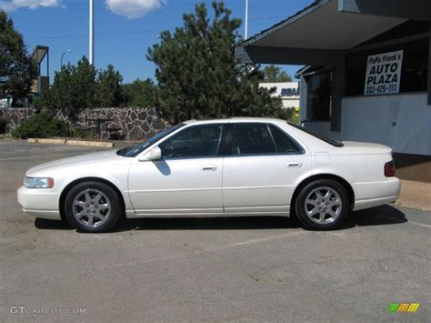 White 1995 Cadillac Seville Sts 2002 White Cadillac Seville Sts 36623465