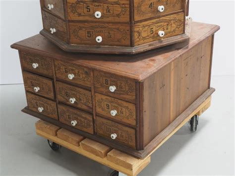 Bolt Drawers by 98 Drawer Country Store Bolt Bin