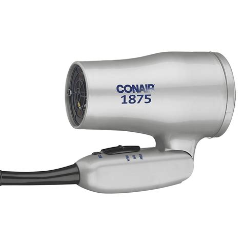 Conair Hair Dryer Folding Handle conair 1875 watt compact folding handle styler hair dryer