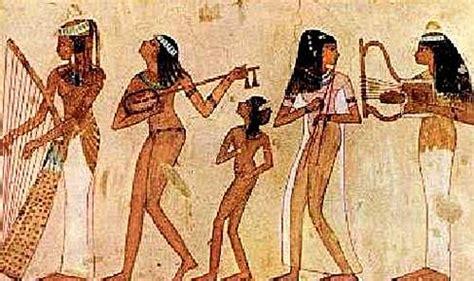 imagenes cultura egipcia antigua la mujer en el antiguo egipto