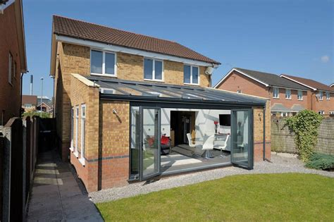Garage Conversion Designs lean to conservatory henley abbey conservatories reading