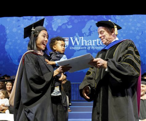 Wharton Mba Requirements by Congratulations To Wharton Executive Mba Graduates 13