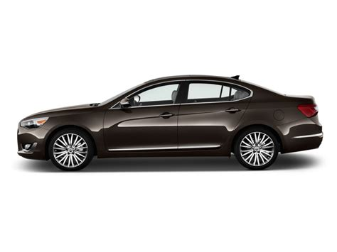 Kia Four Door Image 2015 Kia Cadenza 4 Door Sedan Premium Side Exterior
