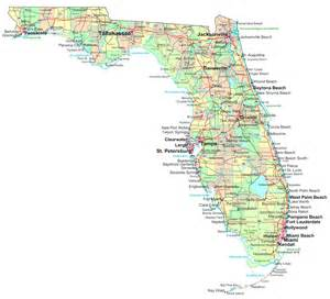 maps ta florida florida travelin gator