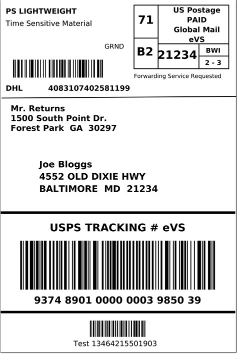 Dhl Shipping Label Template How To Set Up Dhl Ecommerce Shipping Option Using Woocommerce Dhl Express Paket Shipping Plugin