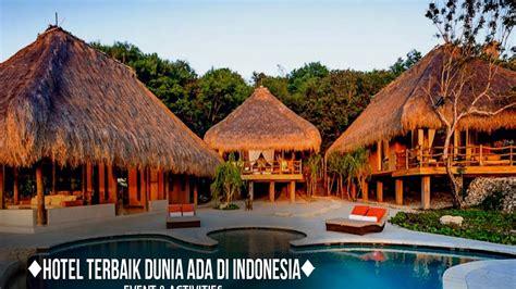 film kiamat terbaik di dunia hotel terbaik dunia ada di indonesia youtube