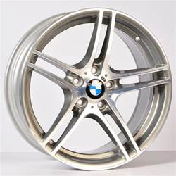 bmw 3 series 313m sport 19 quot grey cut front alloy wheel