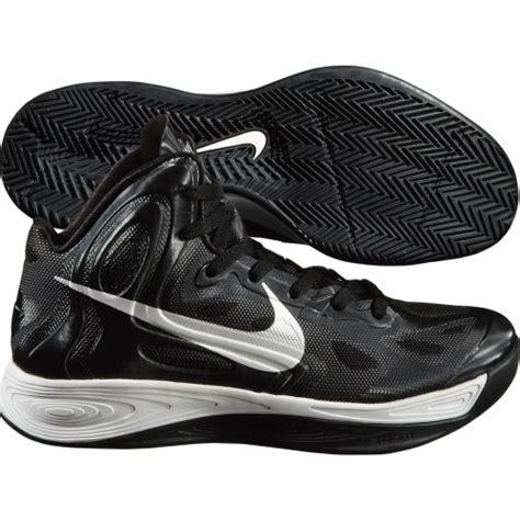 womens nike hyperfuse basketball shoes nike womens hyperfuse tb basketball shoes pair black