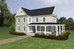 Farmhouse Plans by The Delmar Modular Homes In Virginia Beracah Homes
