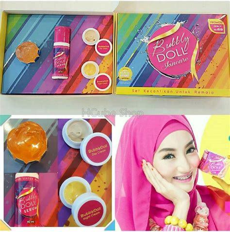 Produk Olay Untuk Remaja aurawhite bubbly doll skincare produk skincare