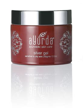 Cherry Spa Gel By Syb With Gluthation silver acne pimple gel ayurveda silver gel skin care