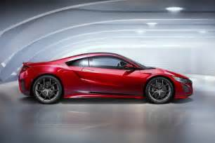 2016 acura nsx car interior design