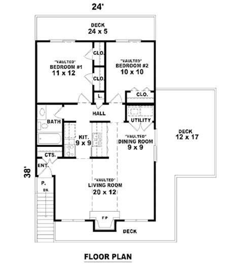 Energy Efficient Floor Plans Beach Style House Plan 2 Beds 1 Baths 841 Sq Ft Plan 81
