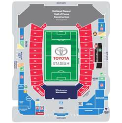 Toyota Park Seating Seating Chart Fc Dallas