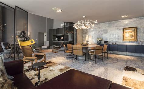iluminacion navideña bogota 2018 dise 241 o de apartamento tipo loft moderna decoraci 243 n