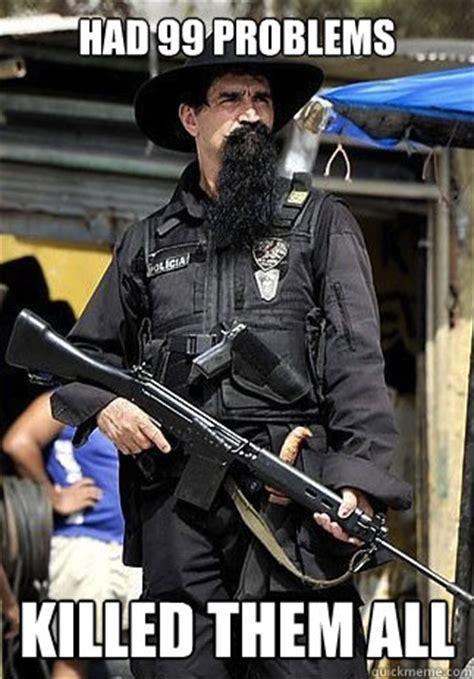 Internet Badass Meme - badass bearded cop memes quickmeme