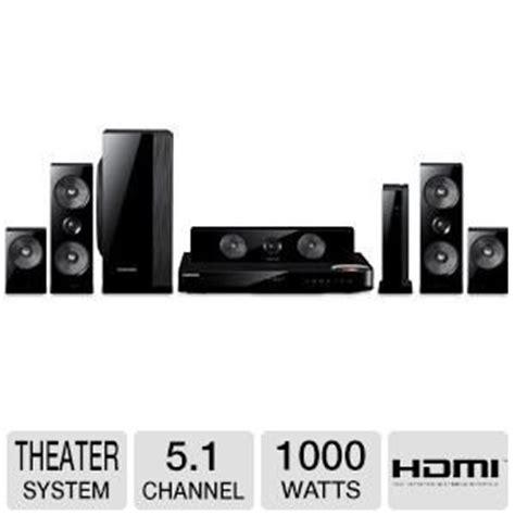 samsung 5 1 channel 1000 watts wireless surround sound 3d