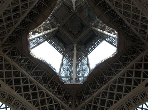 tower inside file eiffel tower from inside jpg wikimedia commons