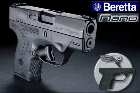 Dros Background Check New Beretta Nano Pistol Features Modular Serialized Chassis 171 Daily Bulletin
