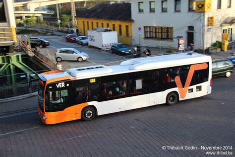 Mercedes Benz Wuppertal Varresbeck by Wuppertal Bus 608
