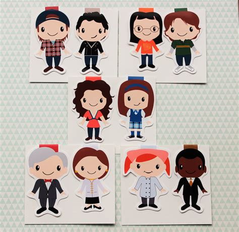 Bookmarks Magnet Infinite Fanart gilmore magnetic bookmarks individuals and set