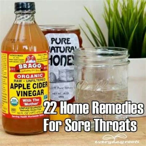22 sore throat cures hair s the story