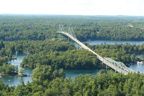 thousand islands thousand islands bridge wikipedia