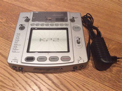 Korg Mini Kaoss Pad 2 Kp2 kaoss pad 2 korg kaoss pad 2 audiofanzine
