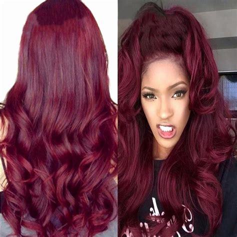 99j hair color dye 99j hair color dye awesome eseewigs burgundy lace