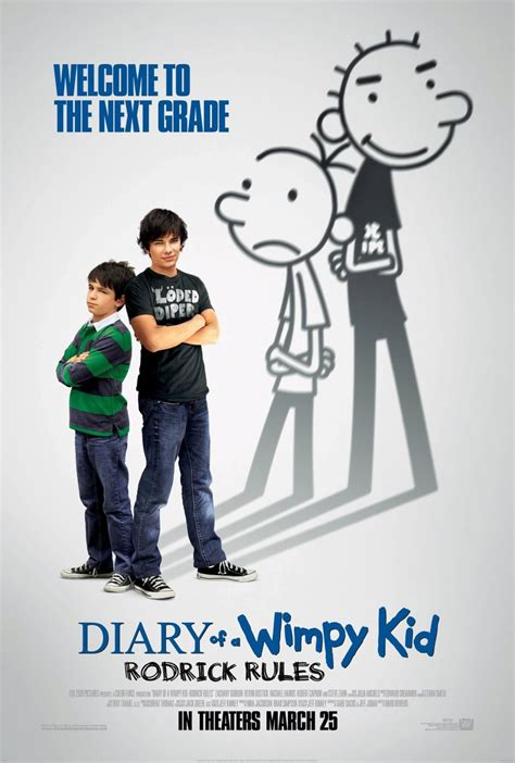 diary of a wimpy kid rodrick rules filmsinopsis