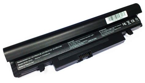 Samsung N143 N148 Np N148 N150 Np N150 Nt N150 6 Cell Oem samsung 4400mah np n143 np n148 np n150 negra zapicables