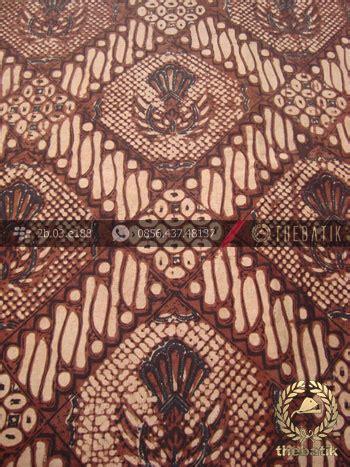 Hem Batik Lawasan jual kain batik lawasan klasik motif gurdo sisik