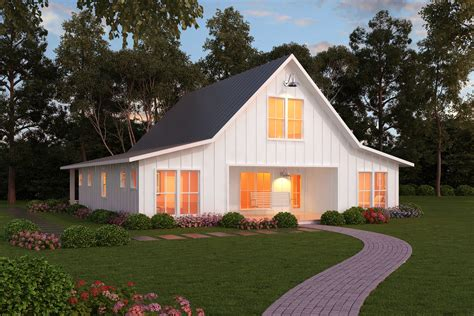 Farmhouse Style House Plan   3 Beds 2.5 Baths 2720 Sq/Ft