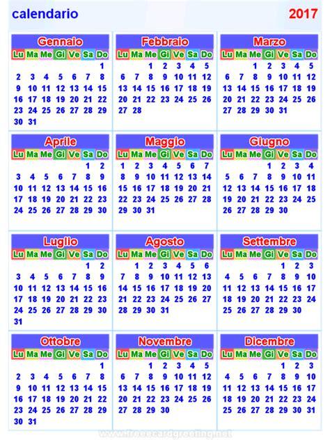 Calendã Fases Da Lua 2017 Calend 193 2017 Para Imprimir Modelos