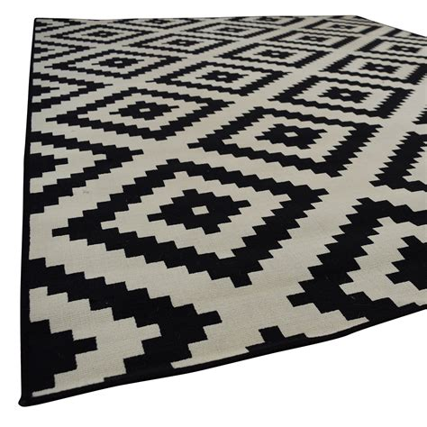 black and white ikea rug 41 ikea ikea black and white geometric carpet decor