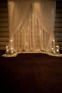 wedding backdrop use pvc pipe to frame a archway with a quot bay window quot shape gt hang clear