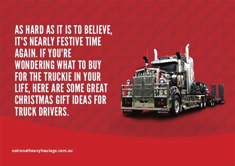 christmas gifts for truckers gift ftempo