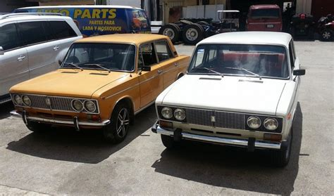 Russian Lada Cars How To Fix An Russian Car In Cuba There S This