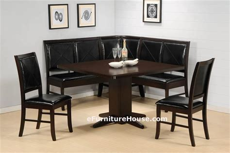 Corner Kitchen Table Sets by Dining Table Corner Dining Table And Chairs