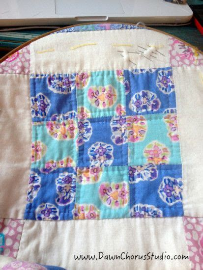 hand quilting tutorial without a hoop 74 best images about hand sewn quilts on pinterest