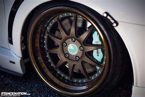 Handmade Wheels - dat evo x harold s bagged mitsubishi evo
