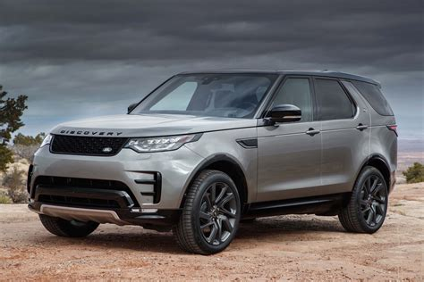 2017 Land Rover Discovery Hse Luxury Four Season Utility