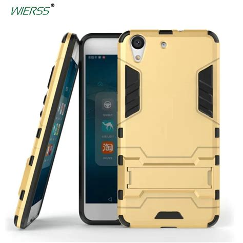 Huawei Honor 5a Robot Stand Iron Armor Hybrid Gundam Honor5a cover huawei y6ii pro chinaprices net