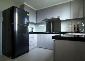 kitchen cabinet design for small apartment