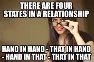Memes On Relationships - relationships are hard