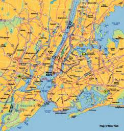 Map New York by Large New York Maps For Free Download And Print High