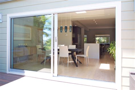 Sliding Door As Front Door Sliding Door Modern Exterior Other Metro By Sven