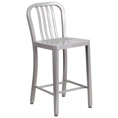 flash furniture bar stool flash furniture bar stool large size of flash furniture 24 5 in silver bar stool ch6120024sil